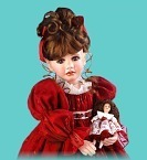 Young Love by Marie Osmond Dolls